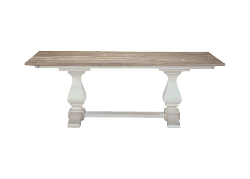Cameron Rustic Dining Table ,  , large_gray