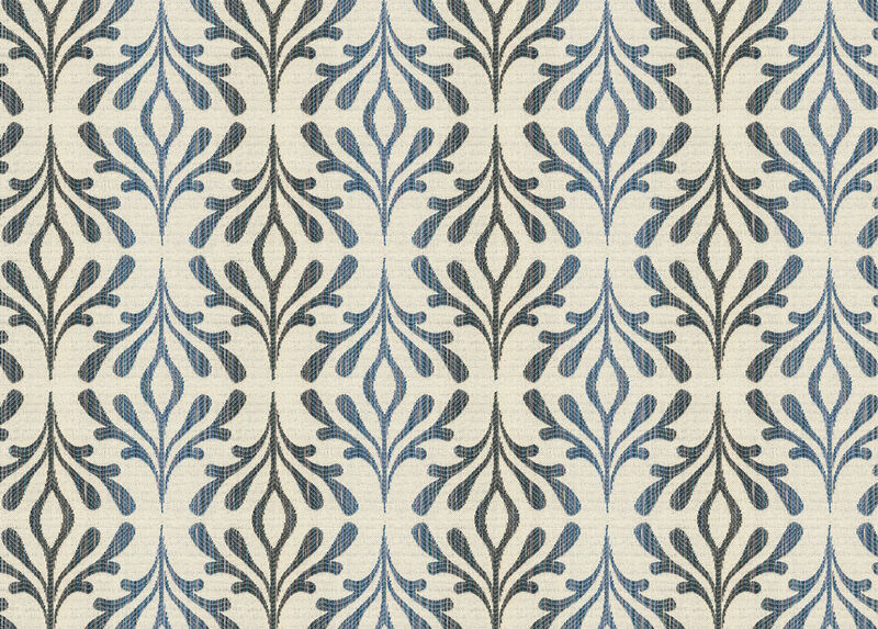 Leigha Blue Fabric by the Yard ,  , large_gray