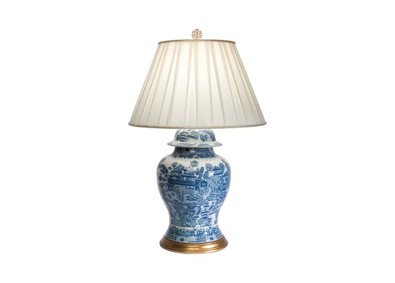 Classic Ginger Jar Table Lamp ,  , large_gray