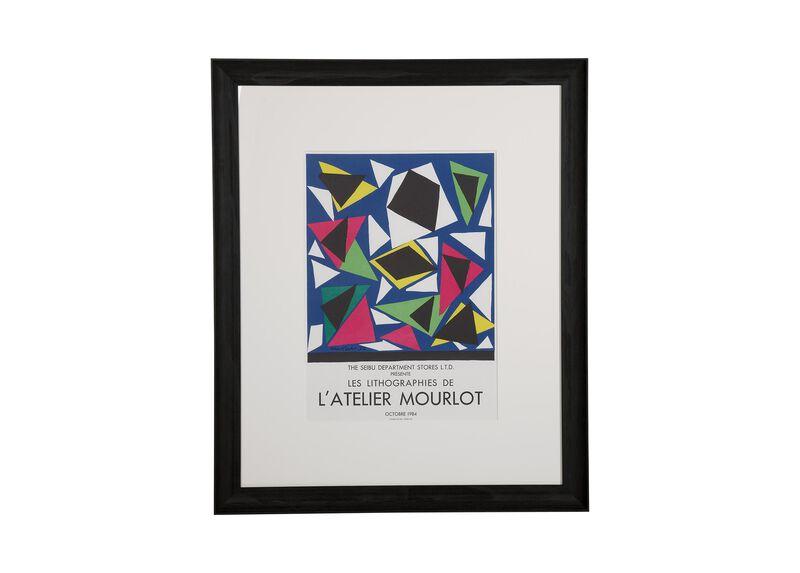 Les Lithographies de l'Atelier Mourlot ,  , large_gray