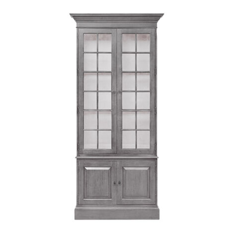 Villa Single Library Bookcase , , large - Shop Bookcases Storage & Display Ethan Allen