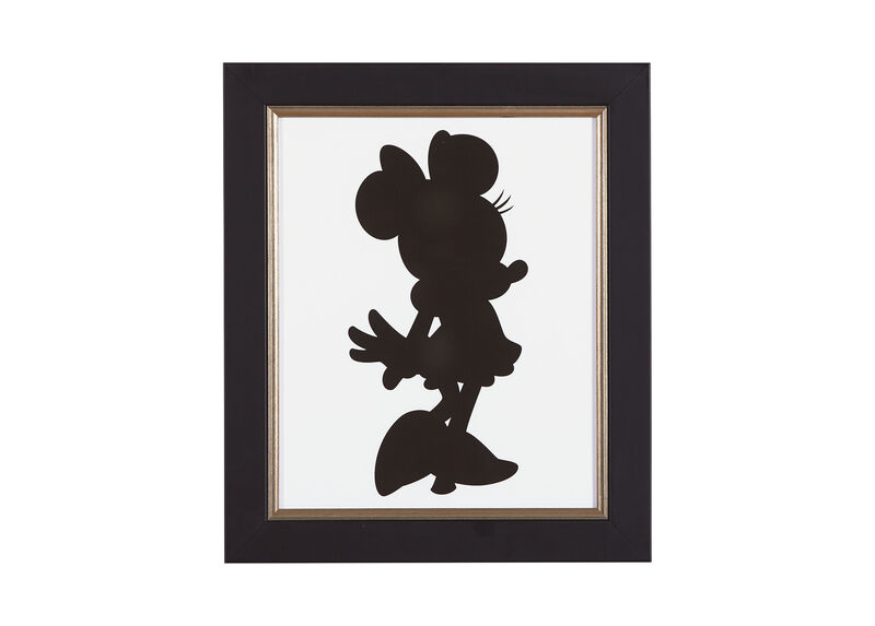 Minnie Mouse Silhouette III ,  , large_gray