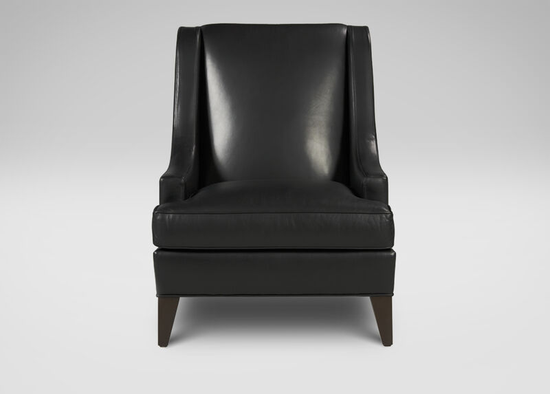 Emerson Leather Chair ,  , large_gray