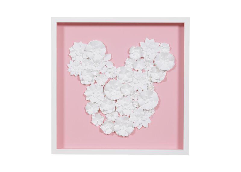 Flower Garden Paper Art ,  , large_gray
