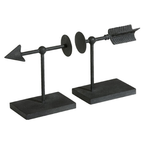 Arrow Bookend Set ,  , large
