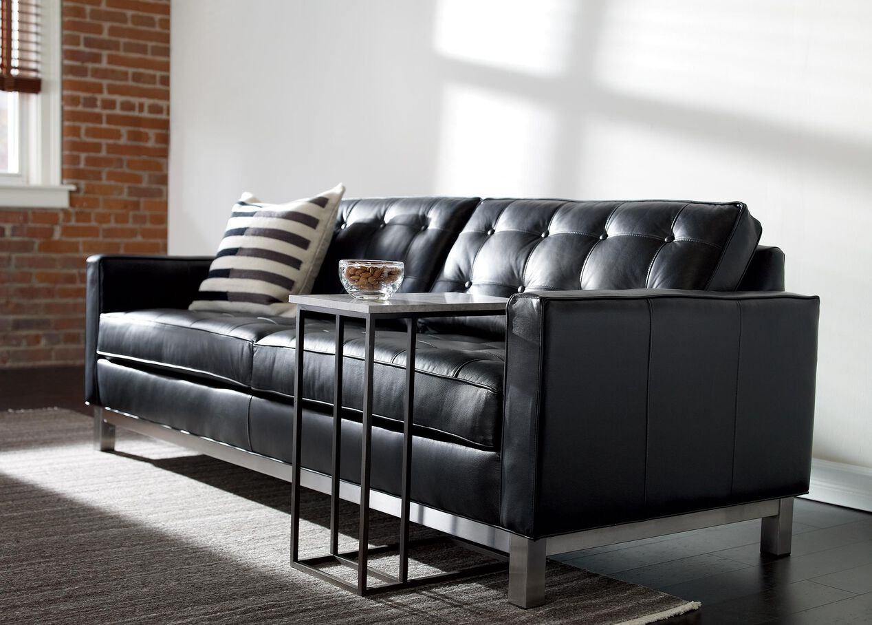 Melrose leather sofa sofas loveseats for H furniture facebook
