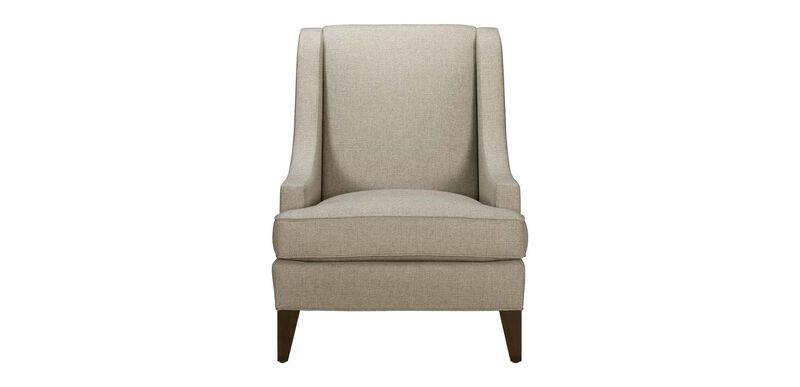 Emerson Chair, Quick Ship , Palmer Pearl (Q3039), chenille , large_gray