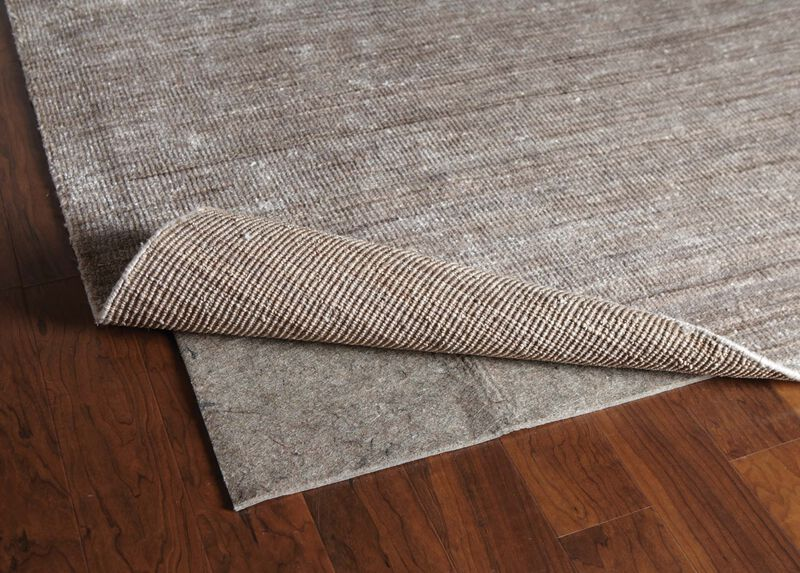 luxury rug pad rug pads. Black Bedroom Furniture Sets. Home Design Ideas