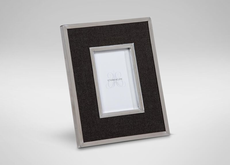 "Charcoal Wool 5"" x 7"" Photo Frame ,  , large_gray"
