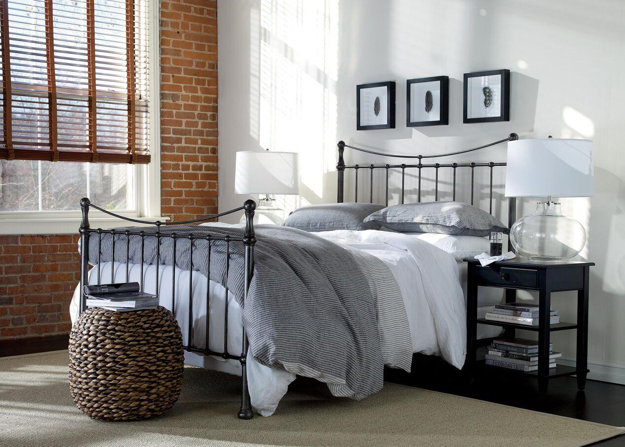 Ethan allen platform bed - Danby Bed Alt