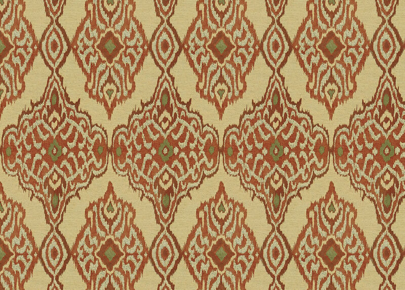 Ajani Spice Fabric by the Yard ,  , large_gray