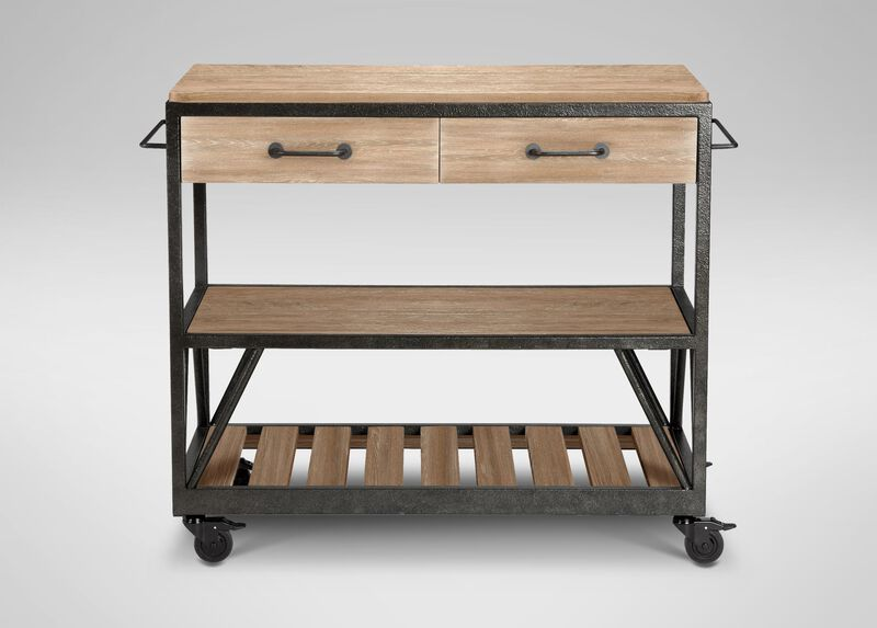 Beam  Serving Cart ,  , large_gray