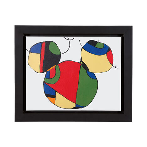 Expressionist Mickey II ,  , large