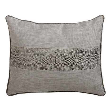 """Lucien 16"""" x 20"""" Luxe Pieced Pillow ,  , large"""