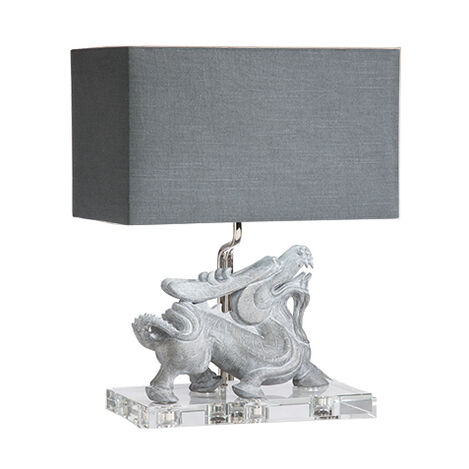 Foo Dragon Desk Lamp ,  , large