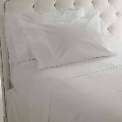 White Cotton Sheet Set ,  , large