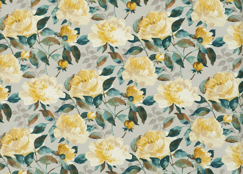 Audrina Marigold Fabric by the Yard ,  , large_gray