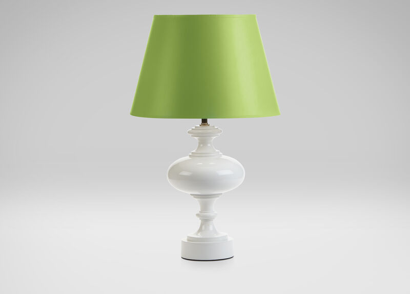 Brock Kelly Green Table Lamp ,  , large_gray