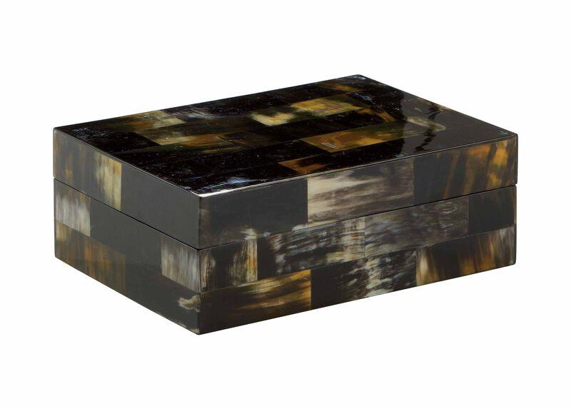 Dark Horn Inlay Box ,  , large_gray