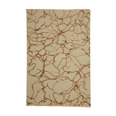 Branches Rug, Sage/Gold ,  , large