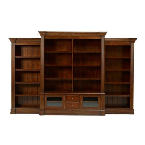Traveller 4-piece Modular Bookcase ,  , large