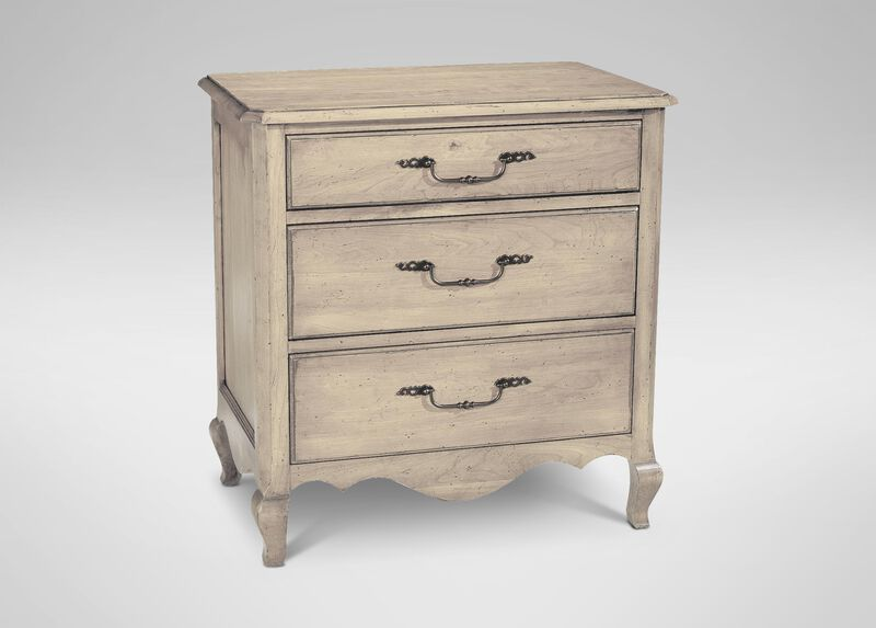 Percy Three-Drawer Chest ,  , large_gray