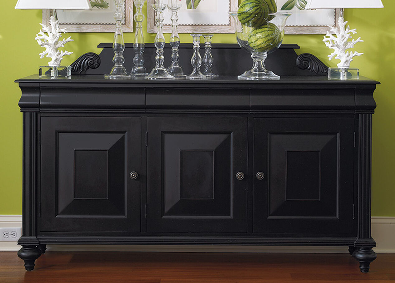 Saxton buffet buffets sideboards servers - Servers for dining room ...