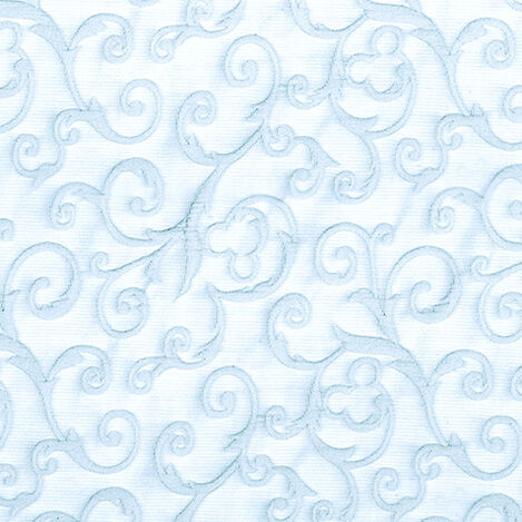 Splendid Ice Blue Fabric ,  , large