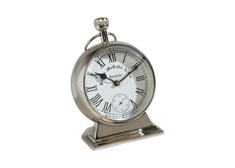 Pocket Watch Desk Clock ,  , large_gray
