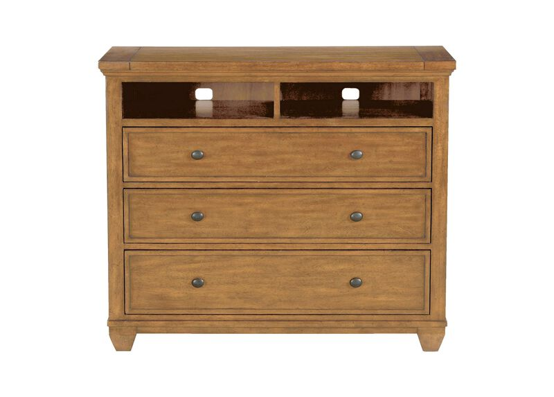 dexter media chest dressers chests