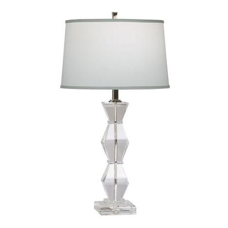 Geometric Crystal Table Lamp ,  , large