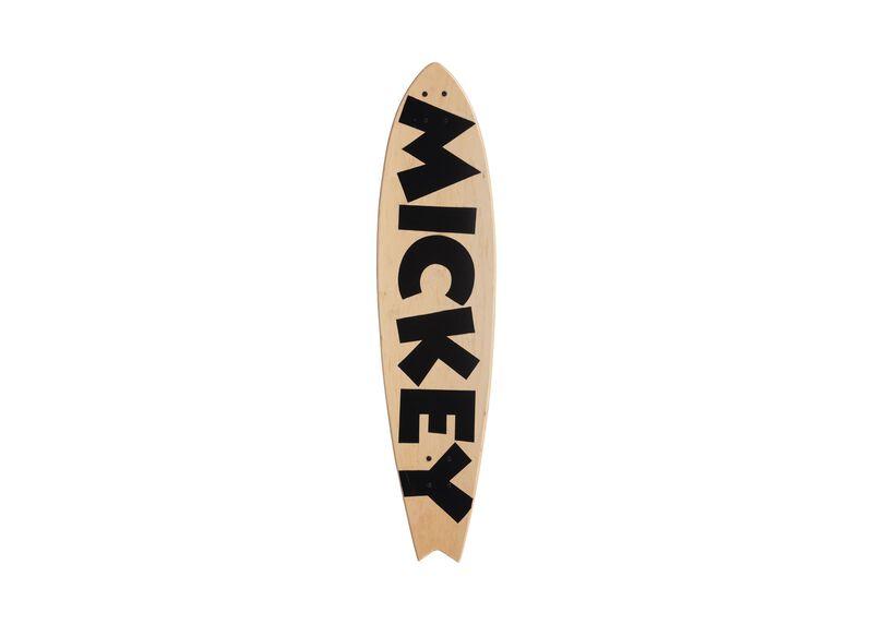 Mickey Longboard Wall Art II ,  , large_gray