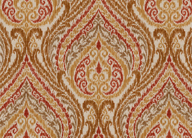 Taran Spice Fabric by the Yard ,  , large_gray