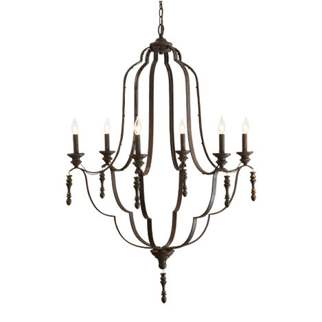 Sawyer Chandelier ,  , large