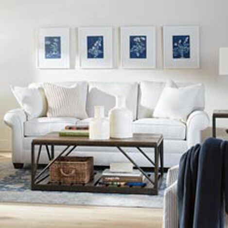 Ethan Allen Shop Living Room Sofas Loveseats