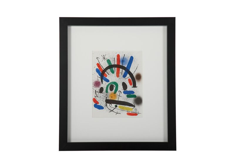 Miró Lithographe: Lithographie Originale II ,  , large_gray