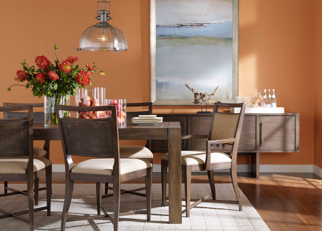Ethan allen dining room furniture - Ryker Dining Table Alt Ethan Allen