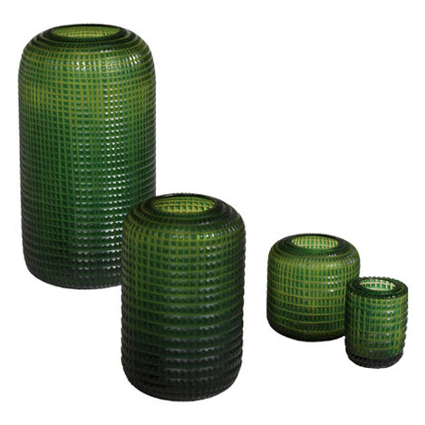 Lucira Emerald Vases ,  , large