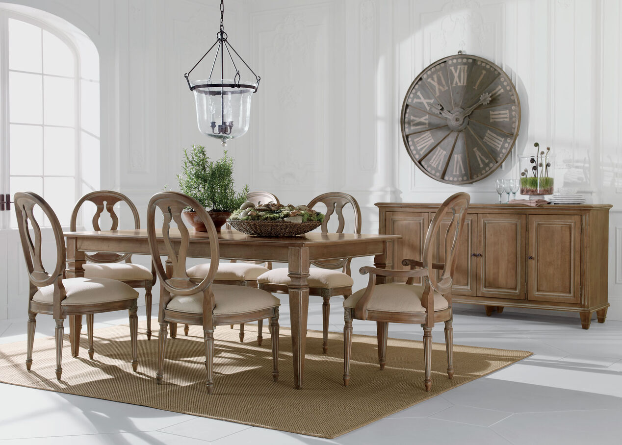 Ethan allen dining room furniture - Avery Extension Dining Table Alt Ethan Allen