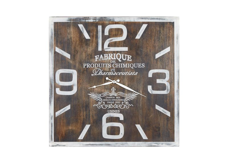 Large Tessuto Wall Clock ,  , large_gray