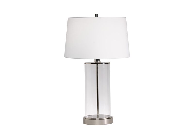 Glass Cylinder Table Lamp Table Lamps