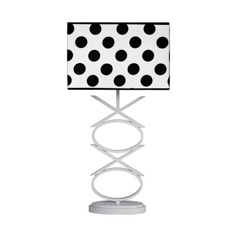 X and O Table Lamp ,  , large
