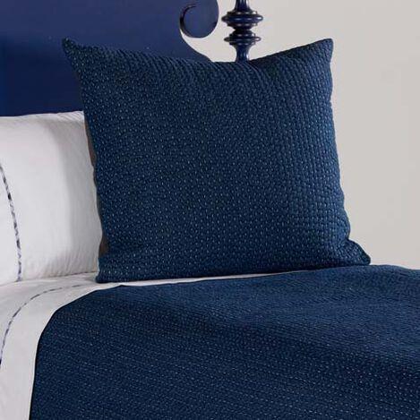 Housse décorative pour oreiller matelassée Jackson Kantha ,  , large