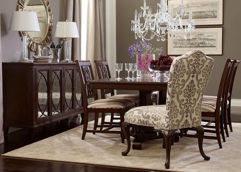 Edwin Dining ChairArmHost Chairs