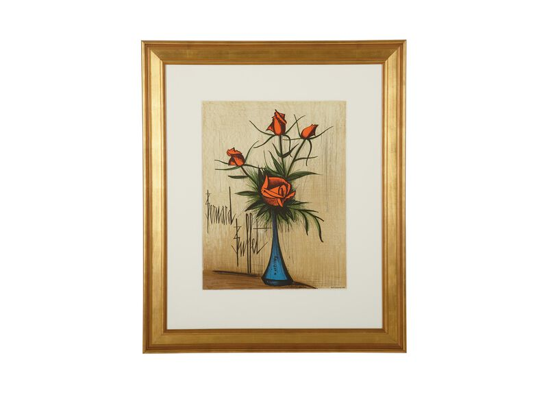 Galerie Maurice Bernier, Fleurs (without lettering) ,  , large_gray