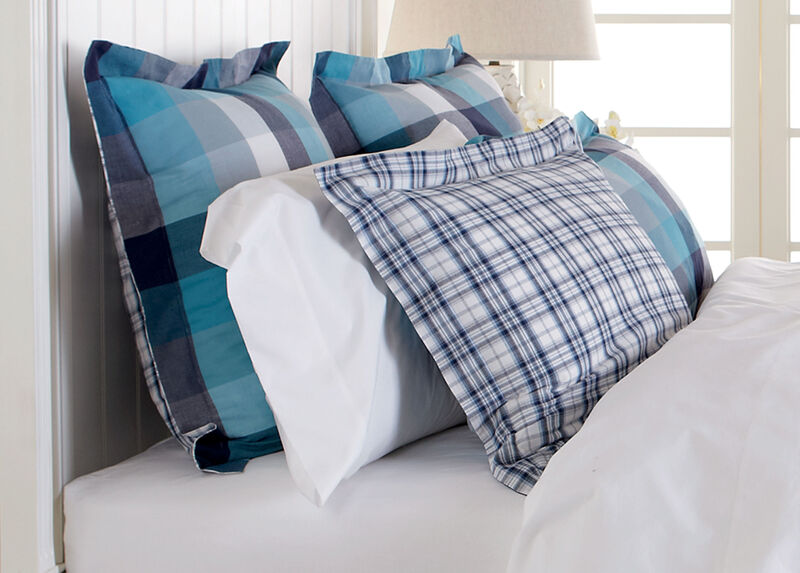 Bryson Plaid Sham ,  , large_gray