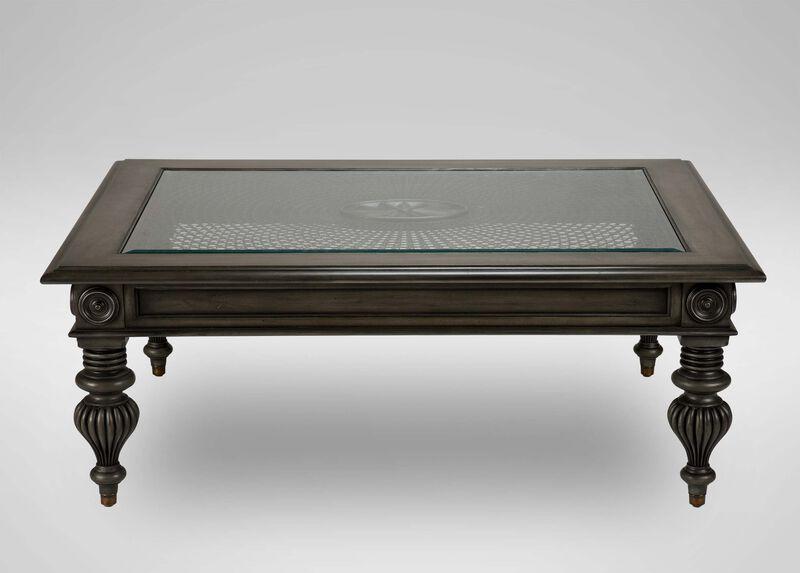 Windward Coffee Table, Shark Fin ,  , large_gray