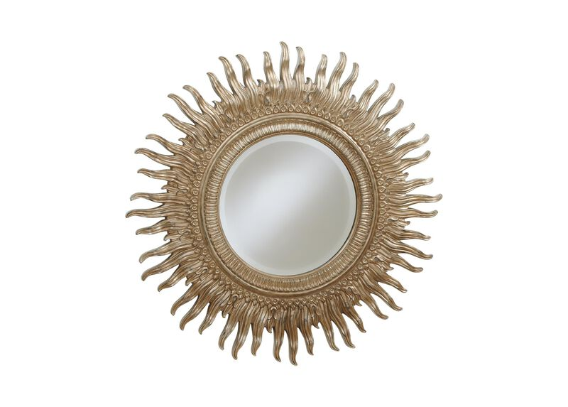 "43"" Silver Sunburst Mirror ,  , large_gray"