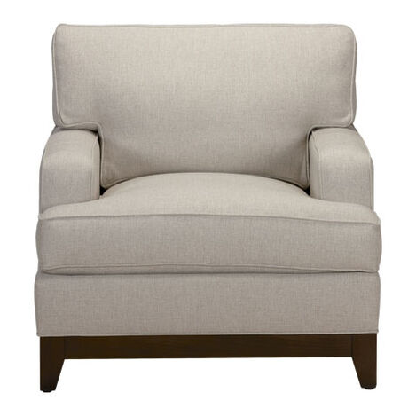Shop living room chairs chaise chairs accent chairs for Family room chairs