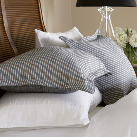 Verano Ticking Stripe King Sham ,  , large
